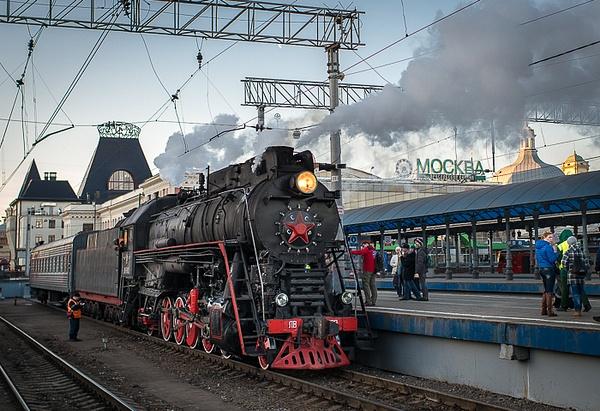 2015_03_Эхо_Поездом в Ярославль by Anatoly Strunin