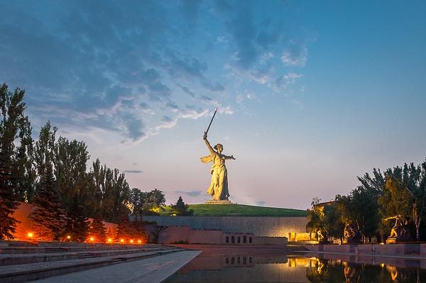 2015_05_Мой Мамаев курган by Anatoly Strunin