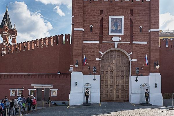 2015_05_Спасская башня Кремля by Anatoly Strunin