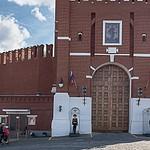 2015_05_Эхо_Спасская башня Кремля