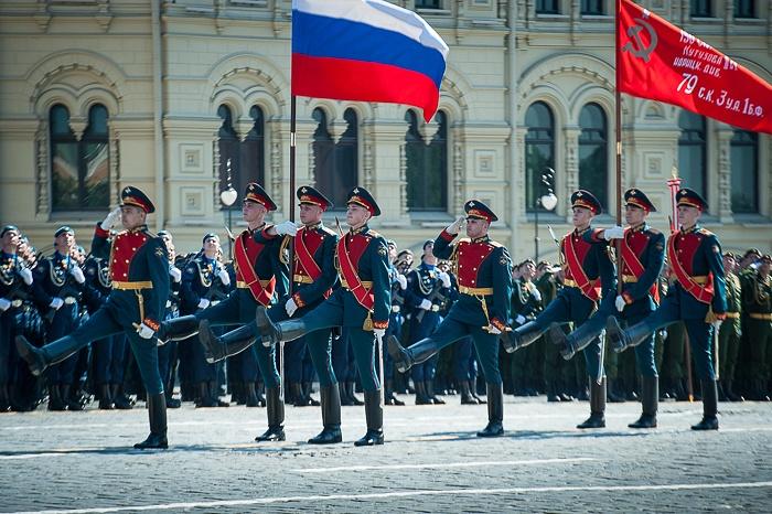 003_Военный парад_by Anatoly Strunin