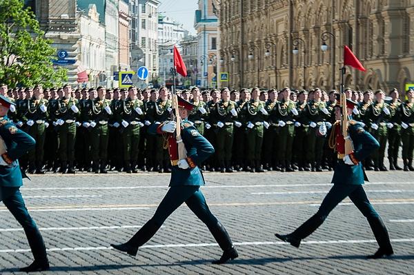 008_Военный парад_by Anatoly Strunin by...