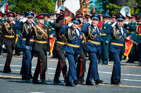 009_Военный парад_by Anatoly Strunin by...