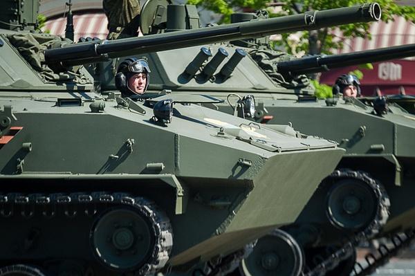 024_Военный парад_by Anatoly Strunin by...