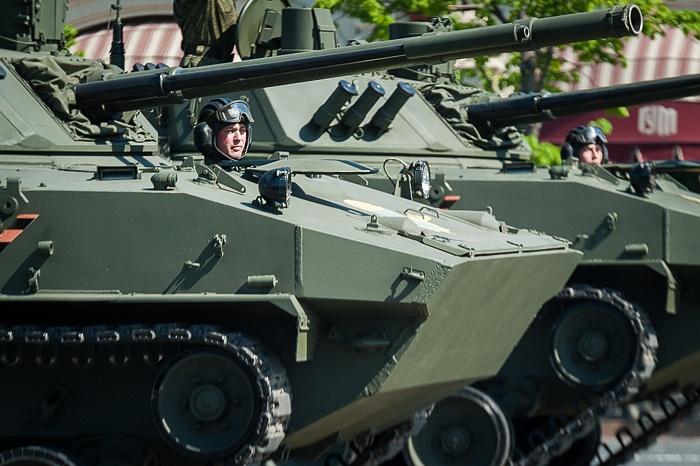 024_Военный парад_by Anatoly Strunin