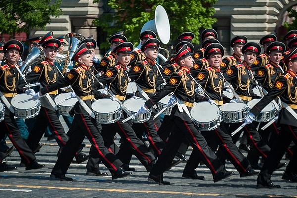 034_Военный парад_by Anatoly Strunin by...