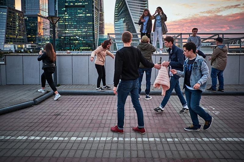 040  Москва by Anatoly Strunin
