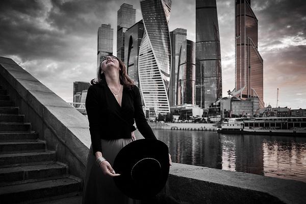2017_07_Люди в городе_Елена Клименко_2 by Anatoly Strunin