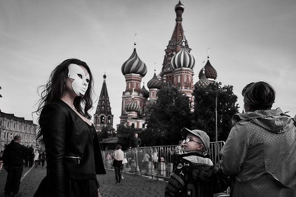 2017_09_ЛЮДИ В ГОРОДЕ 44 НАШ ТЕАТР МАСОК by Anatoly Strunin