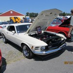 AM Mustang show & Kirkhwy cruise