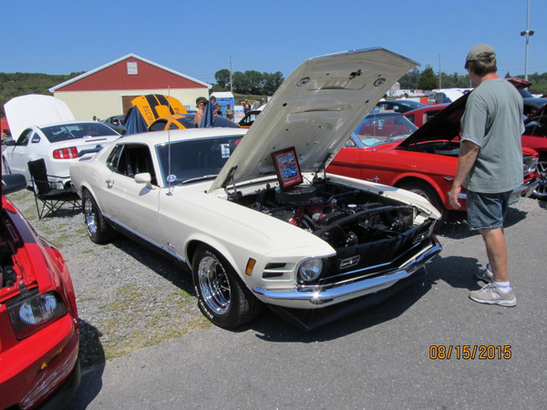 AM Mustang show & Kirkhwy cruise by JimKennish