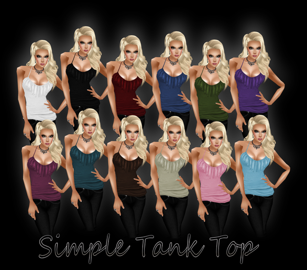 IMVU Product Shots by SweetCryssy