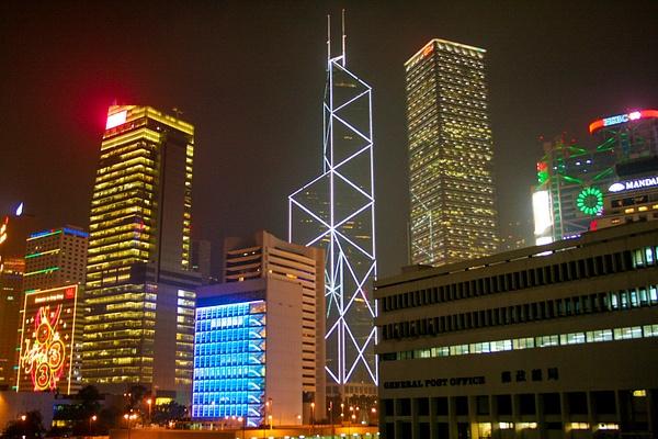 Hong Kong by Eugene Osminkin