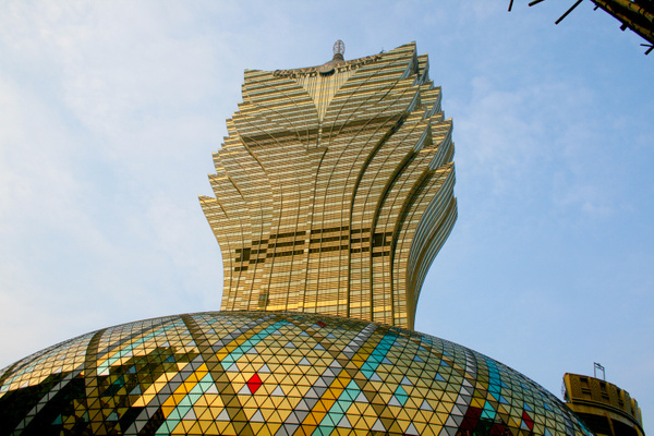 Macau by Eugene Osminkin
