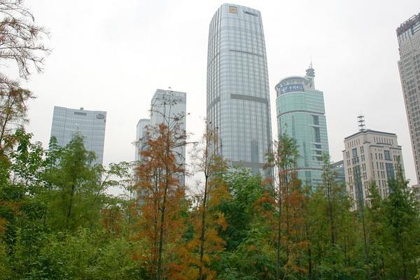 Shenzhen, China by Eugene Osminkin