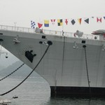 Minsk carrier, Shenzhen, China