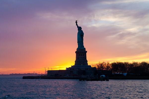 New York, USA by Eugene Osminkin