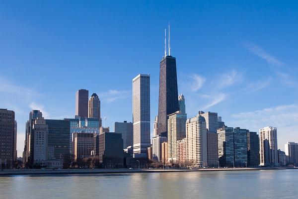 Chicago, USA by Eugene Osminkin