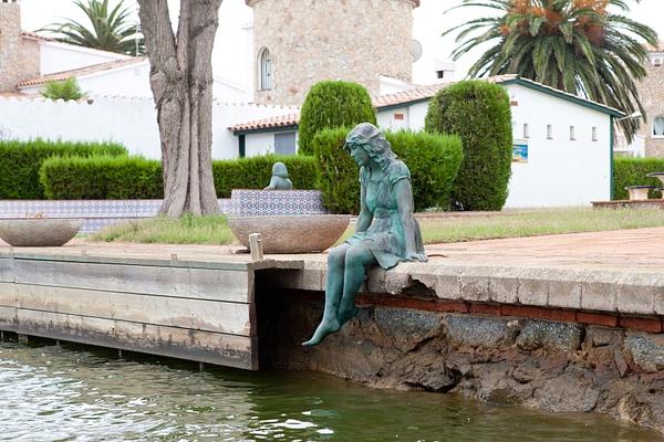 Empuriabrava, Spain by Eugene Osminkin