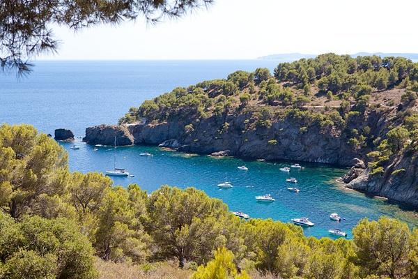 Sea, Spain by Eugene Osminkin