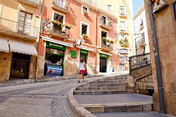 Tarragona, Spain by Eugene Osminkin