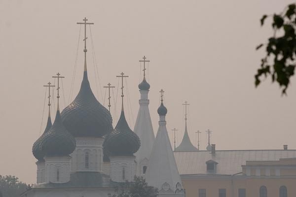 Yaroslavl, Russia by Eugene Osminkin