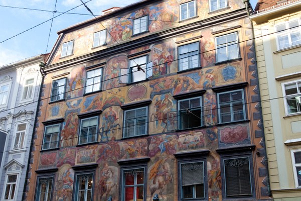 Graz, Austria by Eugene Osminkin