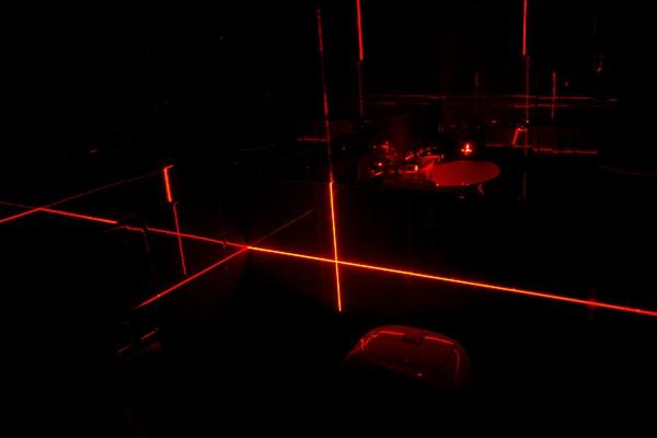 Laser by Eugene Osminkin