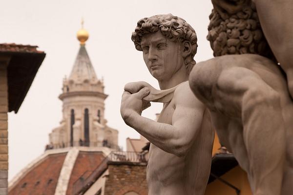 Florence, Italy by Eugene Osminkin