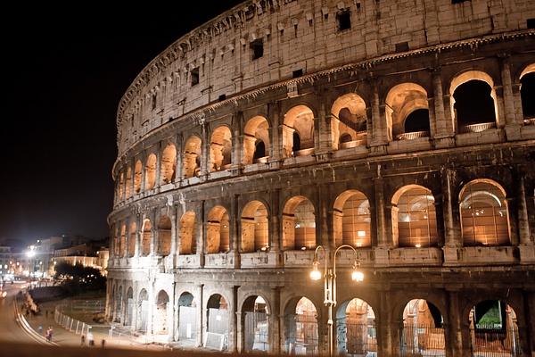 Rome, Italy by Eugene Osminkin