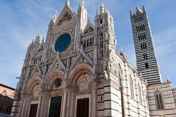 Siena, Italy by Eugene Osminkin