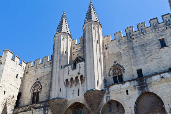 Avignon, France by Eugene Osminkin