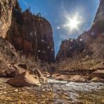 Zion Canyon, USA