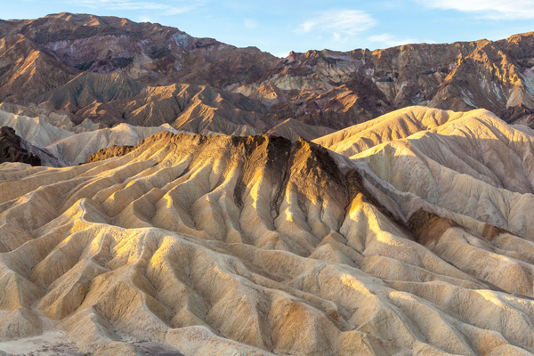 Death Valley, USA by Eugene Osminkin