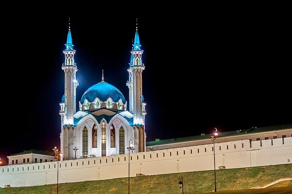Kazan, Russia by Eugene Osminkin