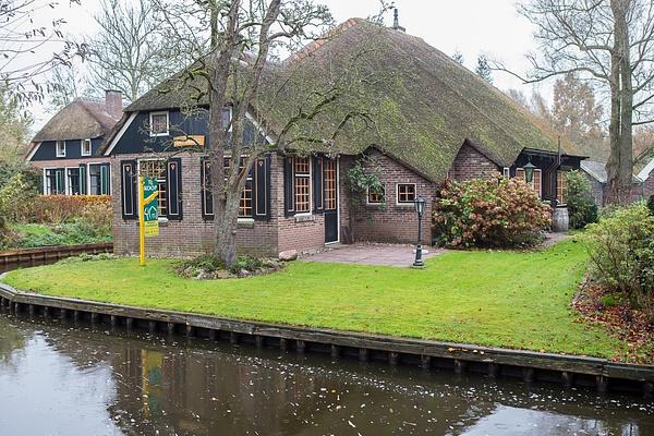 Giethoorn, Holland by Eugene Osminkin