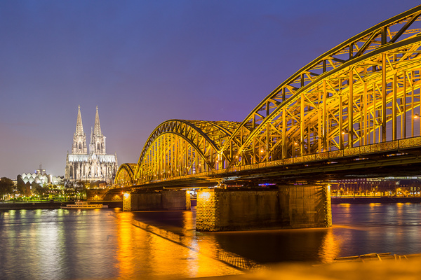Koln 2014, Germany by Eugene Osminkin