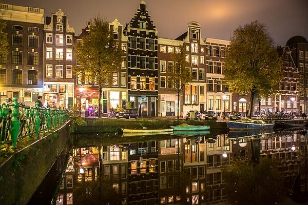 Amsterdam 2014 by Eugene Osminkin