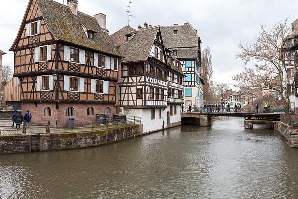 Strasbourg, France by Eugene Osminkin