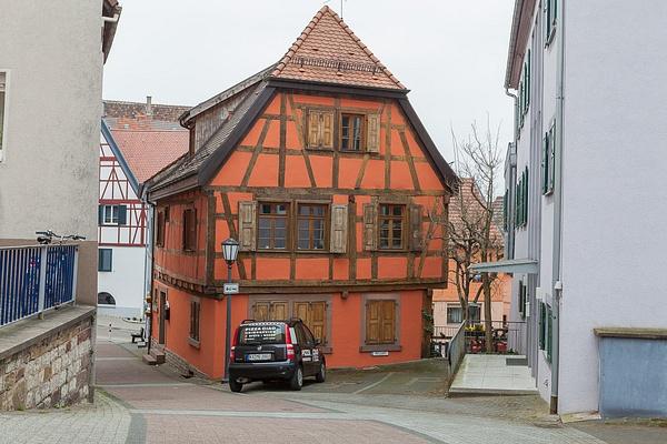 Bretten, Germany by Eugene Osminkin