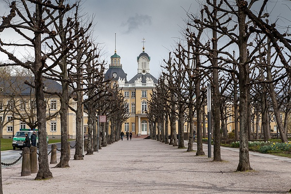 Karlsruhe, Germany by Eugene Osminkin