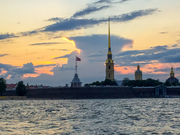 St.Petersburg, Russia by Eugene Osminkin