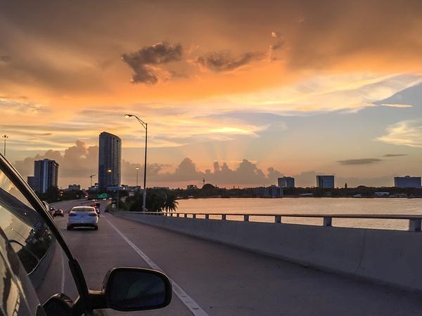 Miami Beach & Miami, USA by Eugene Osminkin
