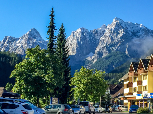 Kranjska Gora, Slovenia by Eugene Osminkin