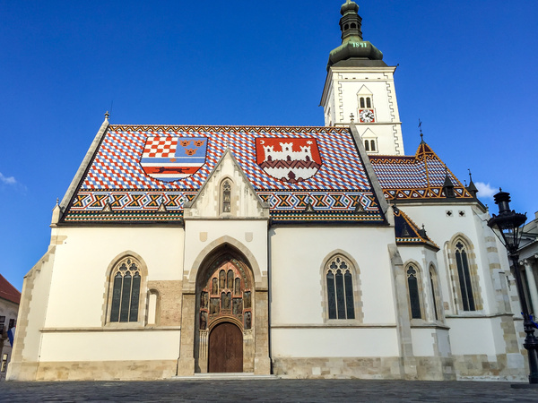 Zagreb, Croatia by Eugene Osminkin