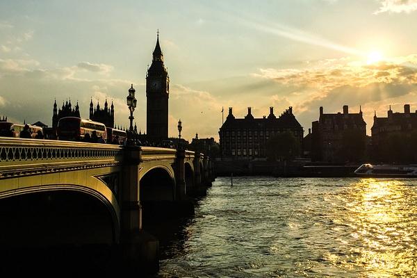 London, UK by Eugene Osminkin