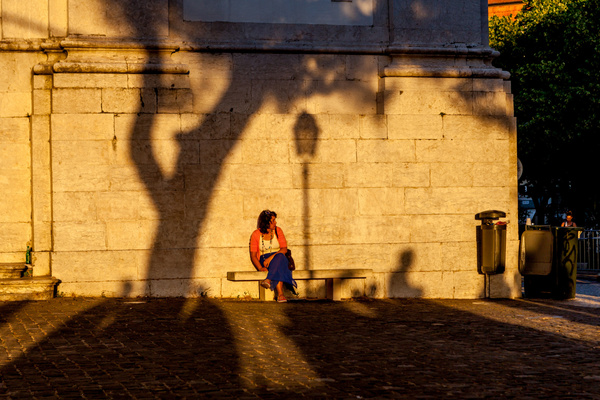 Lisbon, Portugal by Eugene Osminkin