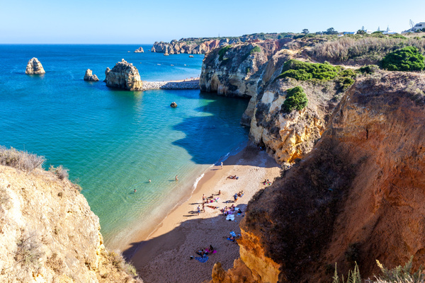 Atlantic Coast, Portugal by Eugene Osminkin