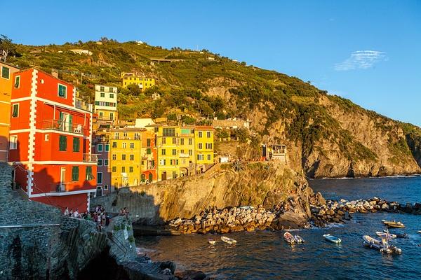 Cinque Terra 2016, Italy by Eugene Osminkin