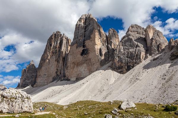 Tre Cimes, Italy by Eugene Osminkin